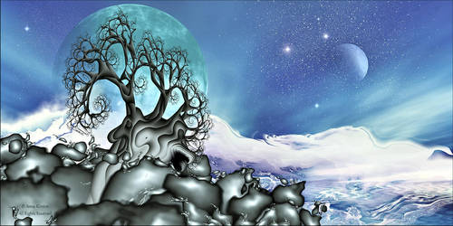 Tree of Strange Ideas by AnnaKirsten