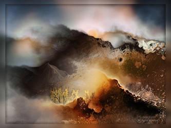 Autumn Sunrise by AnnaKirsten