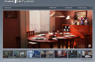 New RiseStudio Website by risestudio