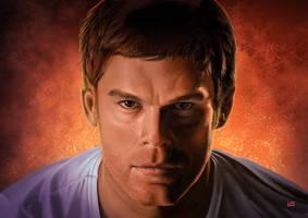 Dexter by Lun-art
