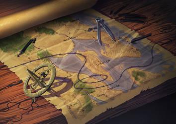 Exploration kit by Lun-art