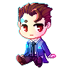 Connor: Become Pixel! by sugarpotato