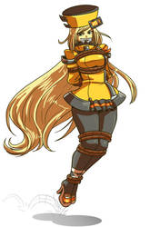 Millia Rage by night-glare