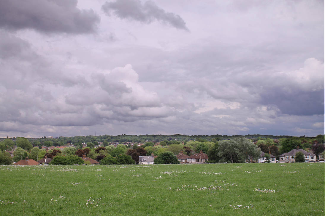 Wide Angle Clouds 1 by todaywiththeCJB