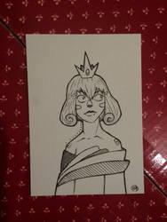 Sweet Queen by Raisa-Doodle