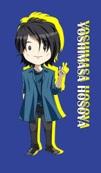 Yoshimasa Hosoya by carmel5530