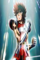 Pegasus Seiya HD Saintia Sho by ScorpioKnight1