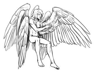 Seraphim by CarassiusVigorous