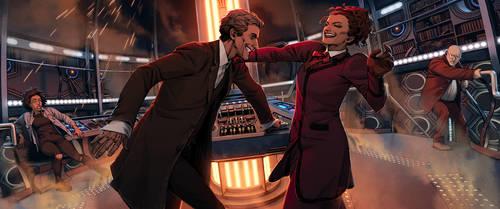 IN DA TARDIS by CarassiusVigorous