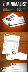 Clean Style Corporate Identity by KaixerGroup