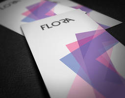 Flora Business Card by KaixerGroup