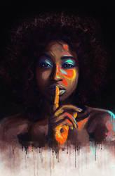 Burning Secrets by Volture