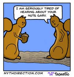 nutsM by Mythdirection