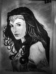 Wonder Woman by stephenrex