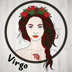 Virgo by stephenrex