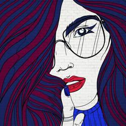 Glasses by stephenrex