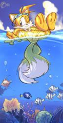 maeva :Tails 40k: by edtropolis