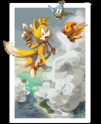 nimbus :feat. Tails: by edtropolis