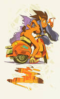 shock jockey (ft. Ryo Ohki) by edtropolis