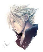 Cloud Strife by ConceptCat
