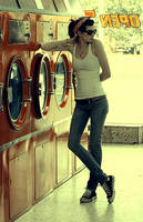 laundromat rock by TrixyPixie