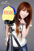 Take A Break, Cameraman by mari-ash