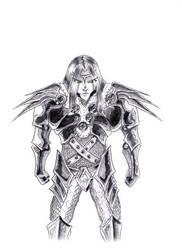 Armor model by Sidesane