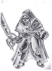 Future tech warrior 2?? by Sidesane
