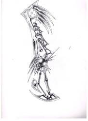 wierd ars sword by Sidesane