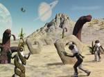 Alien Exploration by creativeguy59