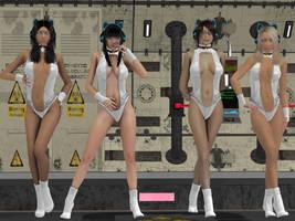 Cyber Kitty Initiative - DA Edition by creativeguy59