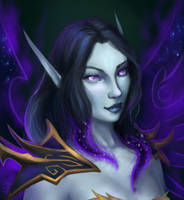 Void elf by Oxanta