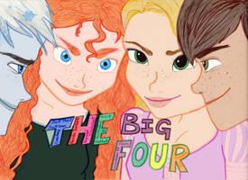 The Big Four by Lyokofan97