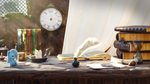 Twi's Desk by Shastro