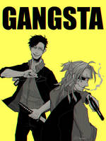 Gangsta by sushiroe
