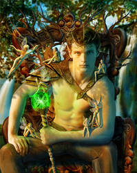 Prince Finvarra by Shorra