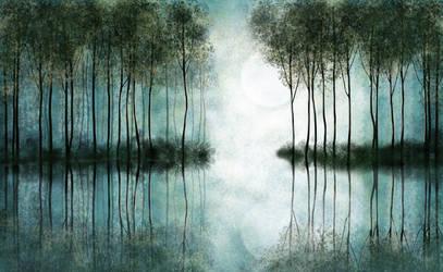 Skinny Trees Horizontal Desat by Shorra