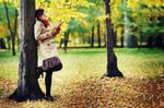 autumn by antonina-w-ogrodzie