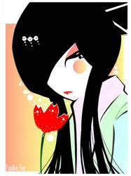 My Geisha by Papillon-Nwuar