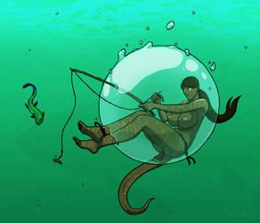 Big Fish by JazzLizard