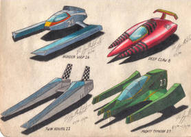 F-Zero X Ships page 1 by JMR-Mobius-1