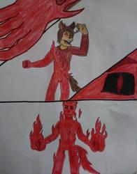 Redwolf Overdrive by mechazard01