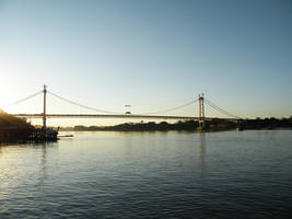 Puerto Maldonado Bridge by Muirava