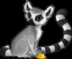 lemur by gabfury