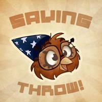 Saving Throw by gabfury