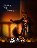 Commission - Solana by gabfury