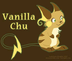 vanilla chu by gabfury