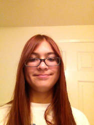 Red hair by blackhetalia99