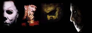 horror classics by jasonf136
