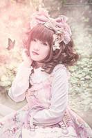 Little Butterfly by FANUxSIRI